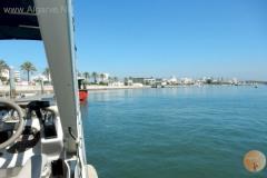 Bootsfahrt Portimao.