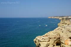 5 Rock formations near Carvoeiro