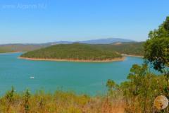 Lacs deau potable de Baragem.