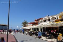 Restaurants en terrasjes van Carvoeiro Square
