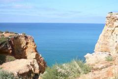 Zomaar een foto, gemaakt tijdens een wandeling langs de kust.