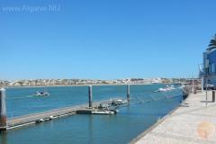 De Arade rivier met veel mogelijkheden voor een boottocht.