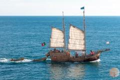 Portimao piratenschip.