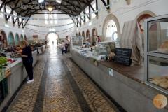 De markt in Silves.