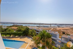 Beautiful views from Algarve.NU apartment with sea view and swimming pool in the Algarve, Portugal