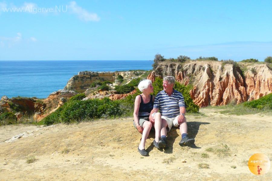Senioren overwinteren in de Algarve
