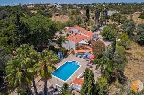 Algarve Portugal Vakantievilla met zwembad