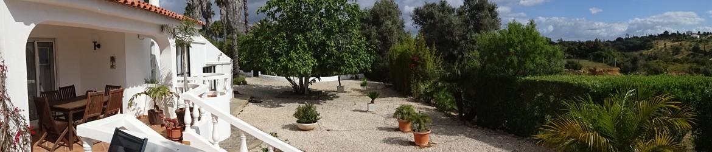 Algarve Ferienwohnung mit Pool
