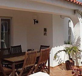 Location de villa à Benagil