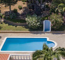 Location d'une villa en Algarve
