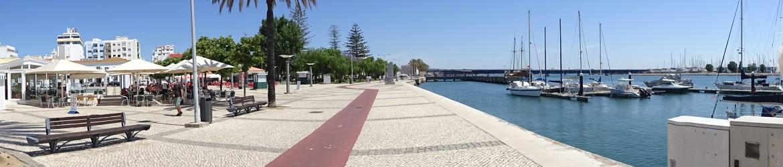 Un appartement à louer à Praia da Rocha, Algarve