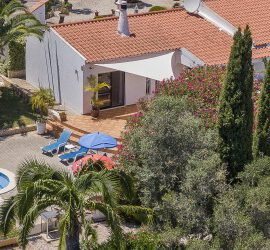 Villa Benagil for Rent Algarve